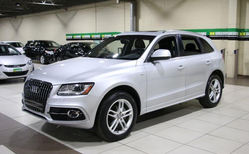 2013 Audi Q5 2.0L Premium AWD AUTO A/C CUIR TOIT MAGS #2