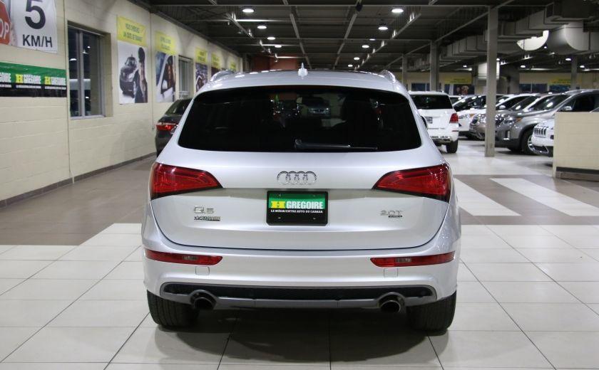 2013 Audi Q5 2.0L Premium AWD AUTO A/C CUIR TOIT MAGS #5