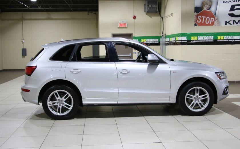 2013 Audi Q5 2.0L Premium AWD AUTO A/C CUIR TOIT MAGS #7