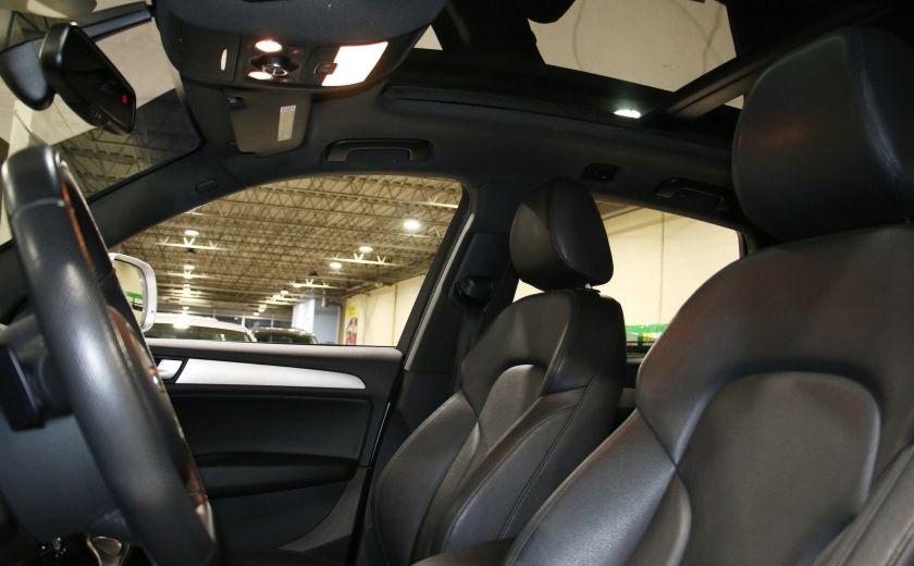 2013 Audi Q5 2.0L Premium AWD AUTO A/C CUIR TOIT MAGS #9