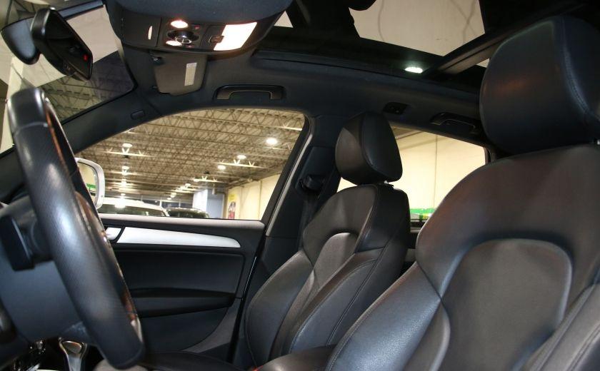 2013 Audi Q5 2.0L Premium AWD AUTO A/C CUIR TOIT MAGS #10