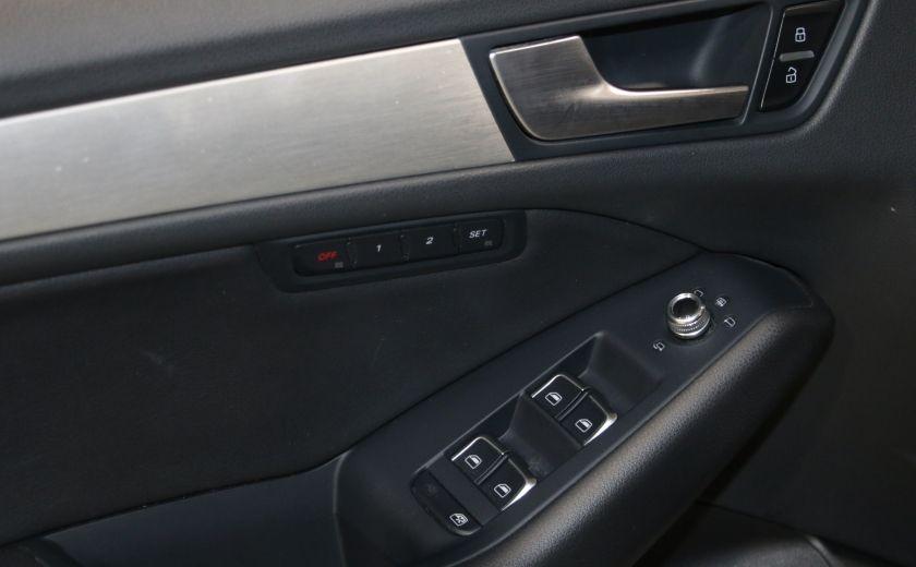 2013 Audi Q5 2.0L Premium AWD AUTO A/C CUIR TOIT MAGS #11