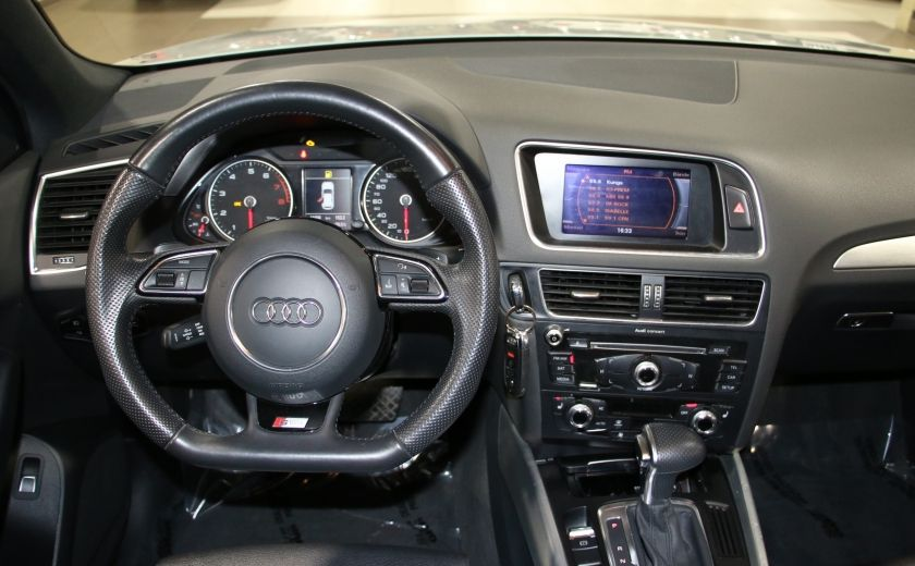 2013 Audi Q5 2.0L Premium AWD AUTO A/C CUIR TOIT MAGS #14