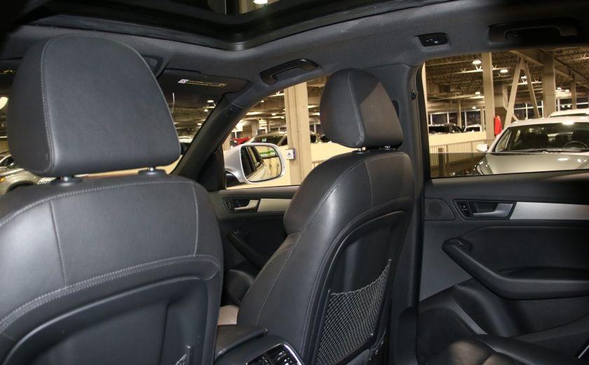 2013 Audi Q5 2.0L Premium AWD AUTO A/C CUIR TOIT MAGS #20