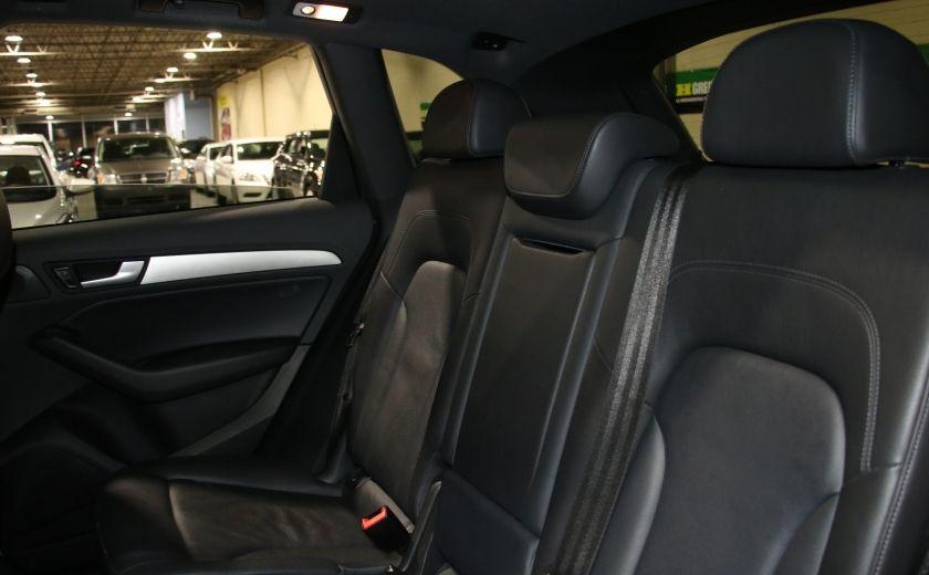 2013 Audi Q5 2.0L Premium AWD AUTO A/C CUIR TOIT MAGS #21
