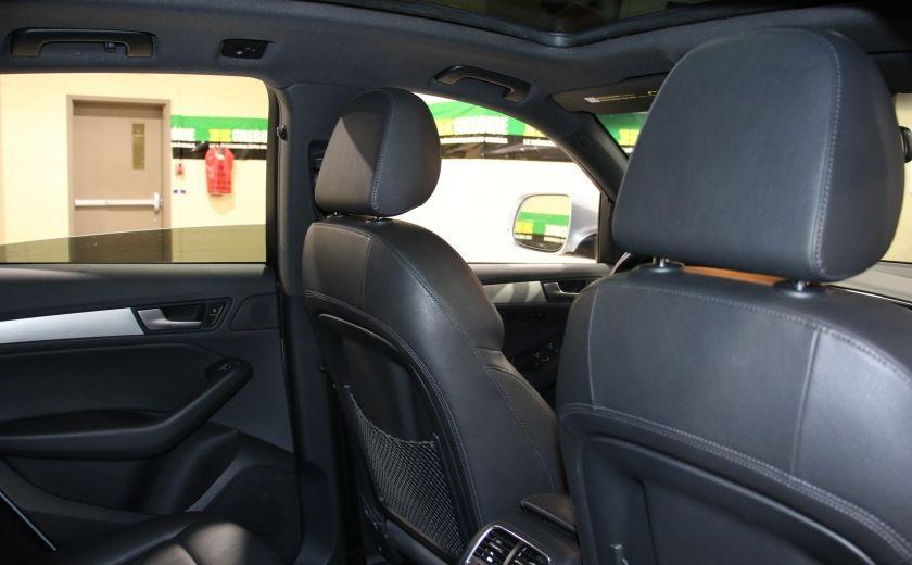 2013 Audi Q5 2.0L Premium AWD AUTO A/C CUIR TOIT MAGS #22