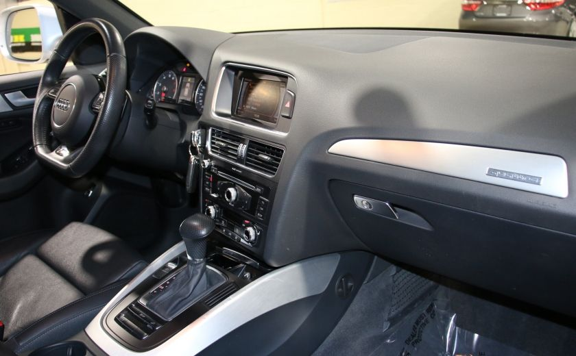 2013 Audi Q5 2.0L Premium AWD AUTO A/C CUIR TOIT MAGS #24