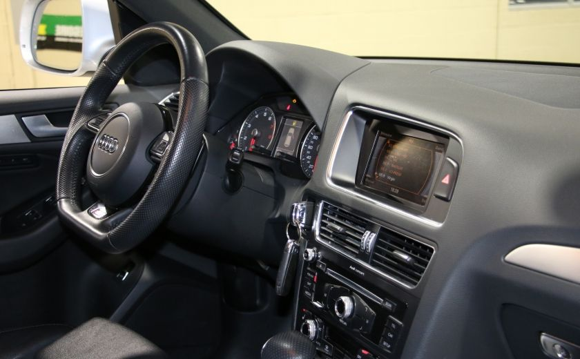 2013 Audi Q5 2.0L Premium AWD AUTO A/C CUIR TOIT MAGS #25
