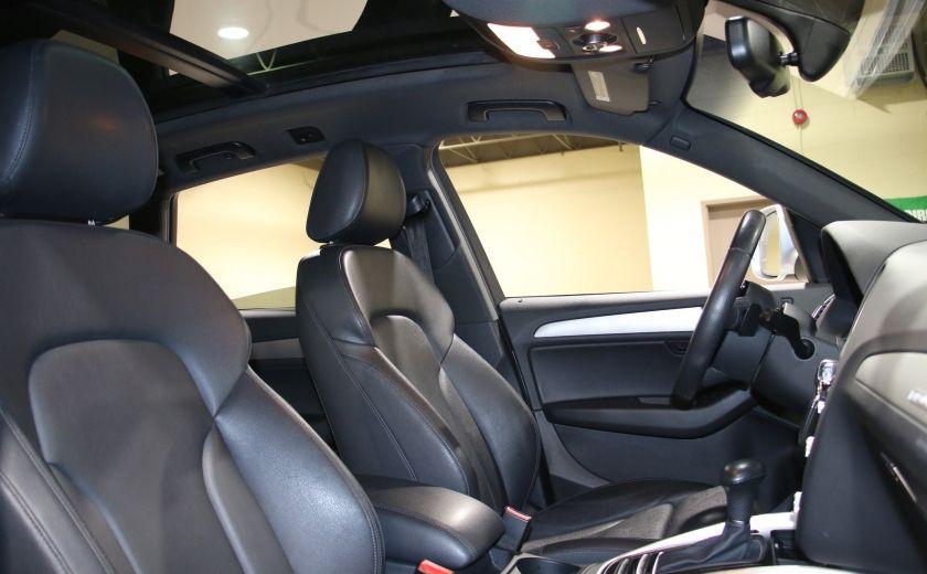 2013 Audi Q5 2.0L Premium AWD AUTO A/C CUIR TOIT MAGS #26