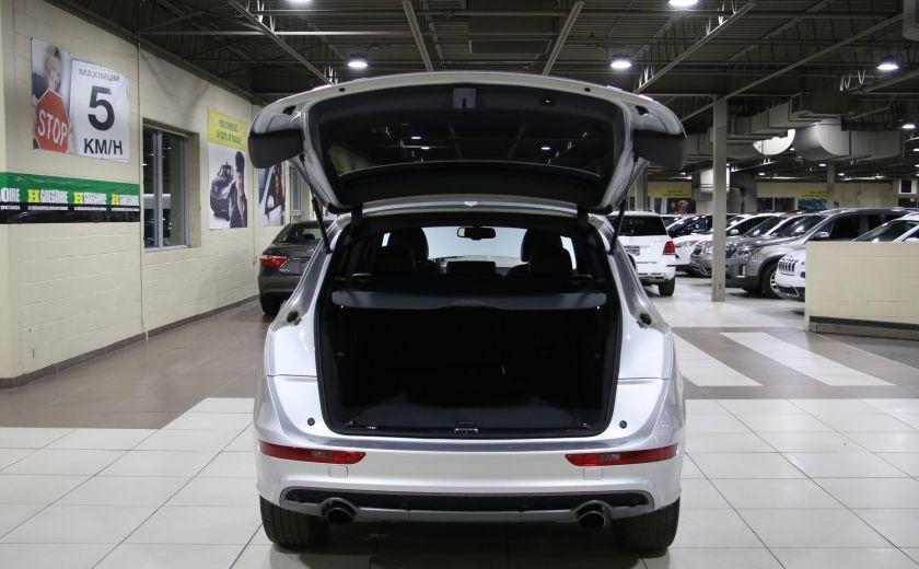 2013 Audi Q5 2.0L Premium AWD AUTO A/C CUIR TOIT MAGS #29