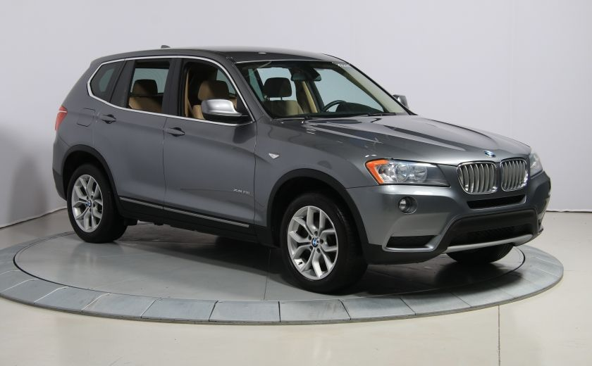 2014 BMW X3 AWD CUIR MAGS BLUETOOTH #0