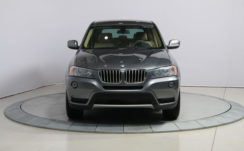 2014 BMW X3 AWD CUIR MAGS BLUETOOTH #1