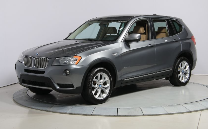 2014 BMW X3 AWD CUIR MAGS BLUETOOTH #2