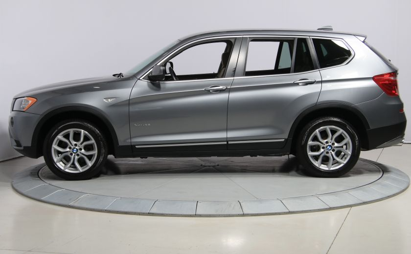 2014 BMW X3 AWD CUIR MAGS BLUETOOTH #3