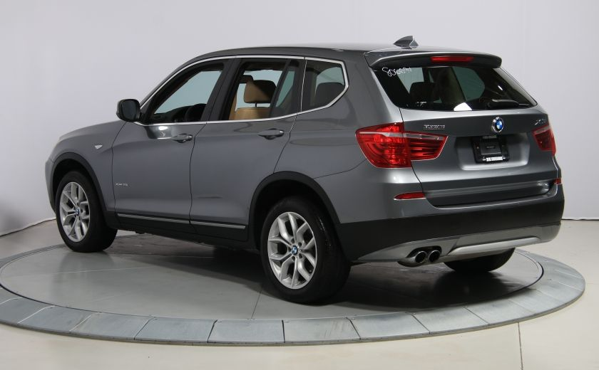 2014 BMW X3 AWD CUIR MAGS BLUETOOTH #4