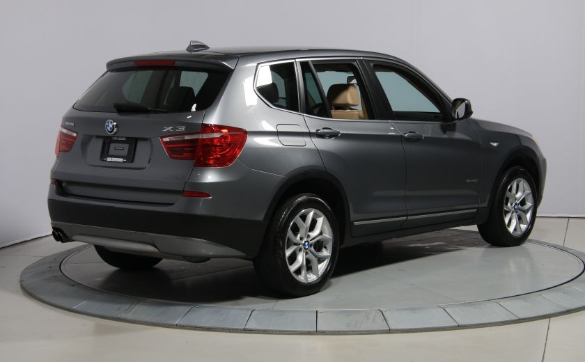 2014 BMW X3 AWD CUIR MAGS BLUETOOTH #6