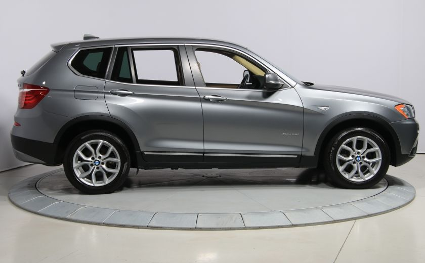 2014 BMW X3 AWD CUIR MAGS BLUETOOTH #7