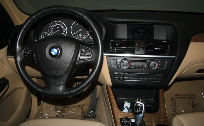 2014 BMW X3 AWD CUIR MAGS BLUETOOTH #13