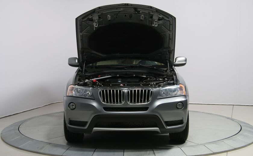 2014 BMW X3 AWD CUIR MAGS BLUETOOTH #28