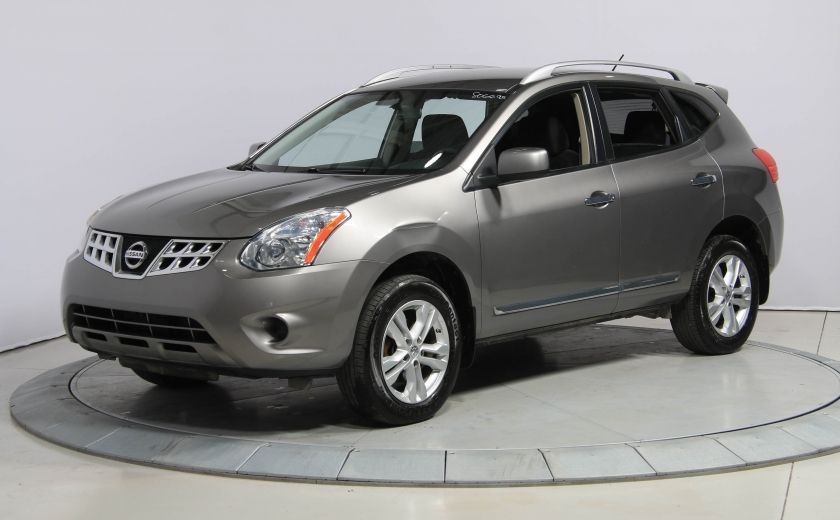 2013 Nissan Rogue SV AWD AUTO A/C GR ELECT MAGS BLUETOOTH #2