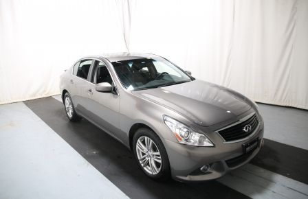 2013 Infiniti G37 Luxury AWD in Longueuil