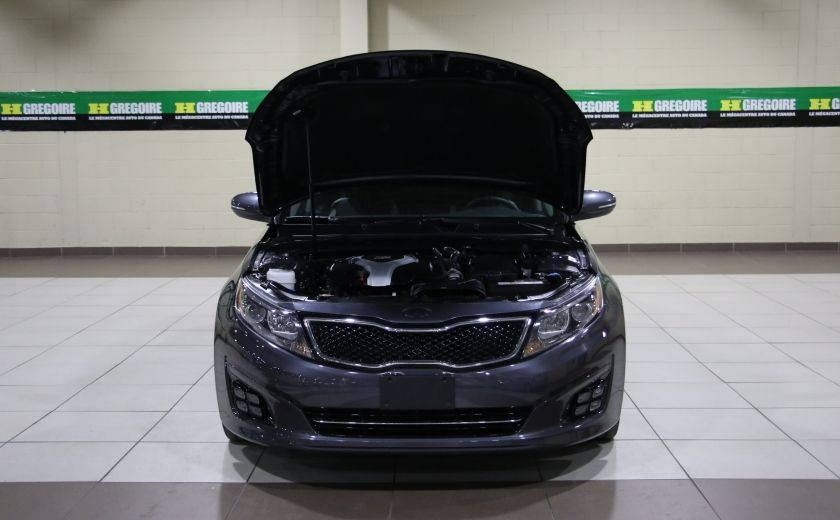 2014 Kia Optima SX Turbo CUIR TOIT MAGS NAV BLUETOOTH #31