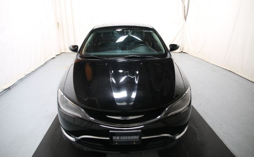 2015 Chrysler 200 C #1