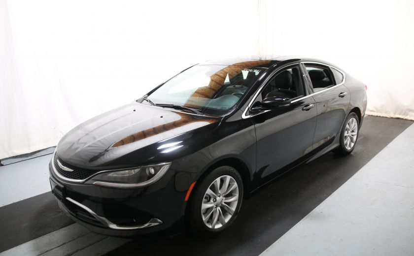 2015 Chrysler 200 C #2