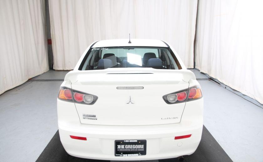 2012 Mitsubishi Lancer SE #4