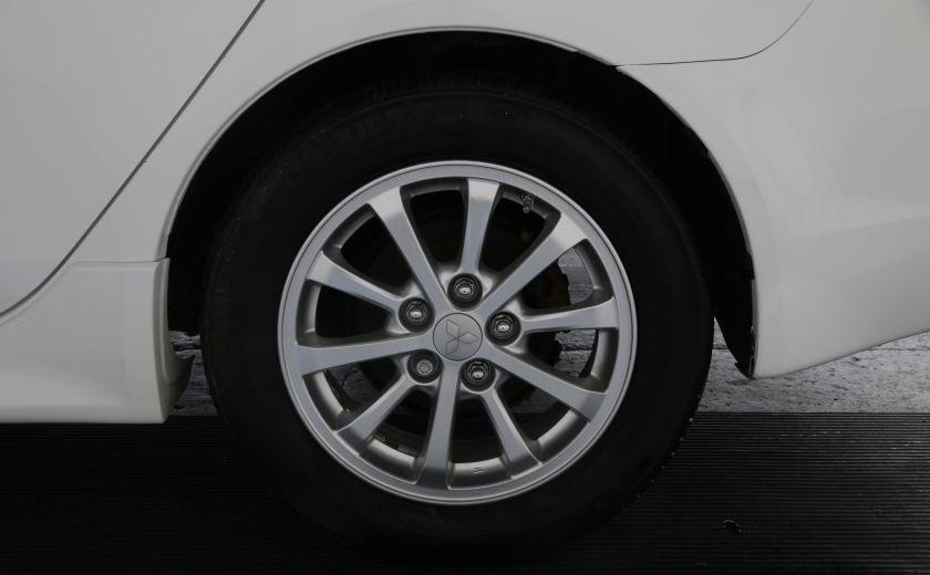 2012 Mitsubishi Lancer SE #26