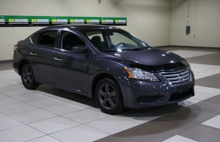 2013 Nissan Sentra S AUTO A/C MAGS BLUETOOTH in Carignan