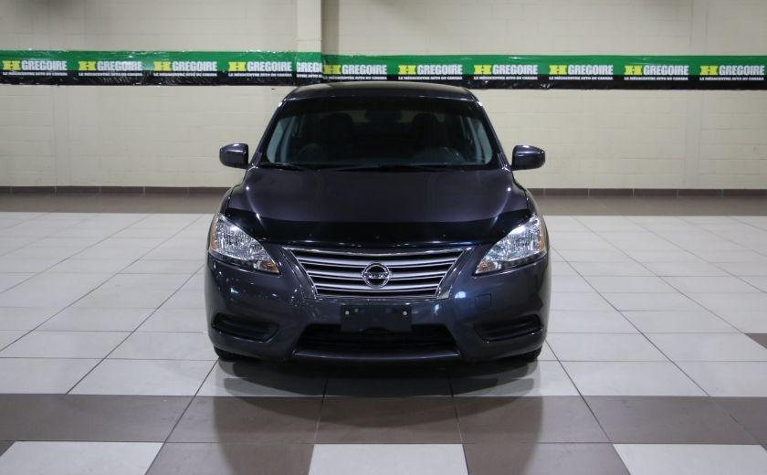 2013 Nissan Sentra S AUTO A/C MAGS BLUETOOTH #1
