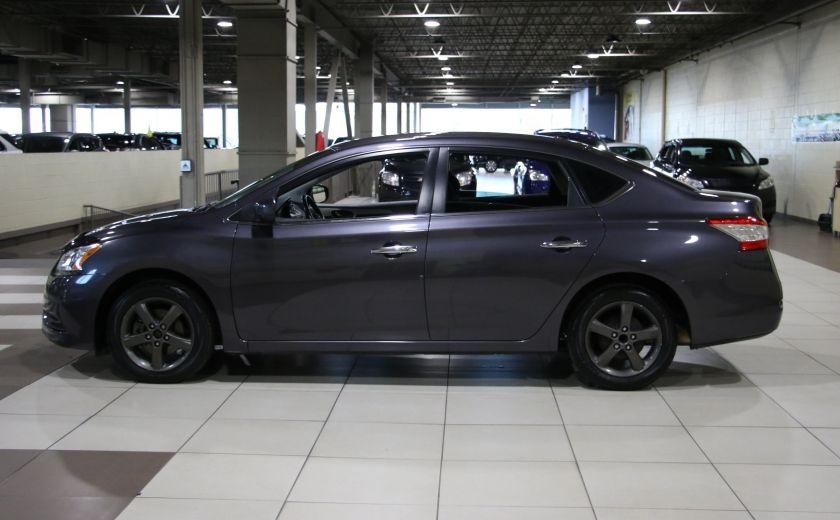 2013 Nissan Sentra S AUTO A/C MAGS BLUETOOTH #3