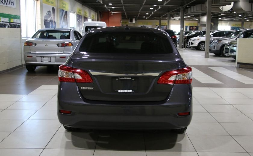2013 Nissan Sentra S AUTO A/C MAGS BLUETOOTH #5