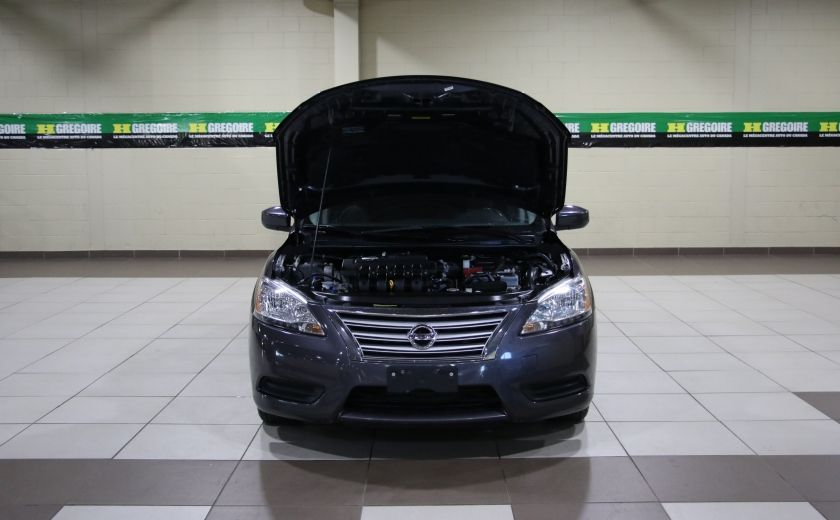 2013 Nissan Sentra S AUTO A/C MAGS BLUETOOTH #24