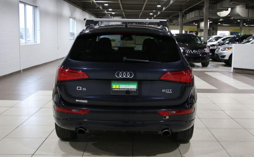 2013 Audi Q5 2.0L QUATTRO AUTO CUIR MAGS #5