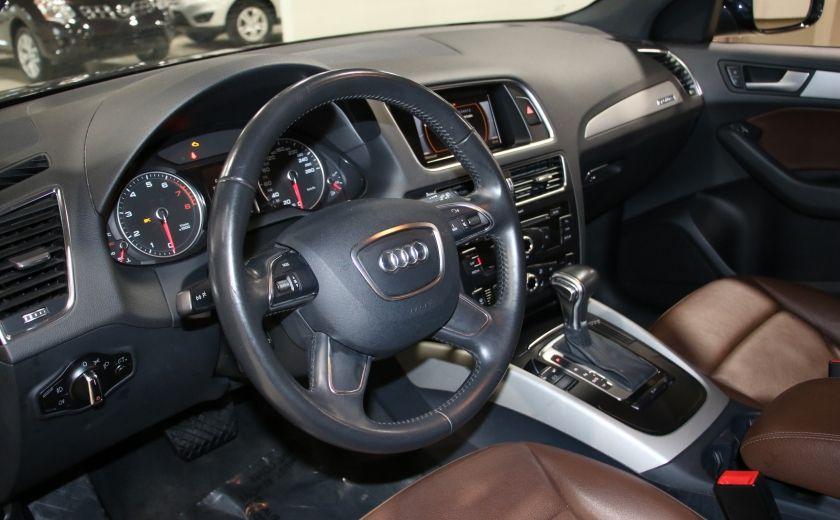 2013 Audi Q5 2.0L QUATTRO AUTO CUIR MAGS #8
