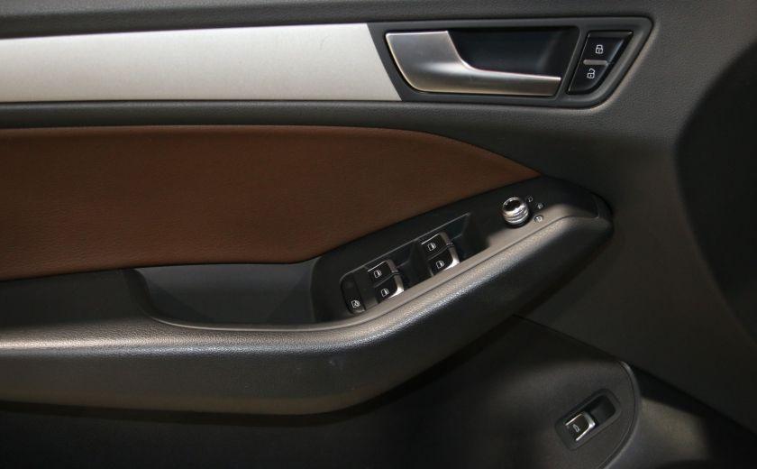 2013 Audi Q5 2.0L QUATTRO AUTO CUIR MAGS #10