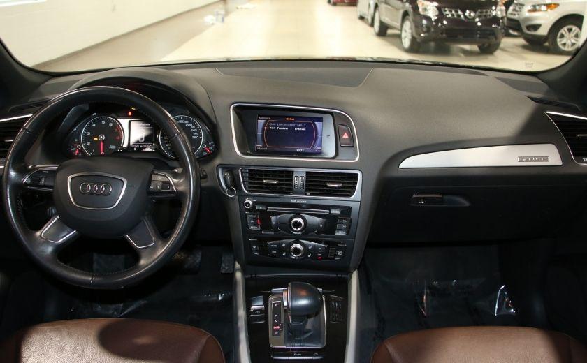2013 Audi Q5 2.0L QUATTRO AUTO CUIR MAGS #12