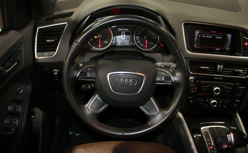 2013 Audi Q5 2.0L QUATTRO AUTO CUIR MAGS #14