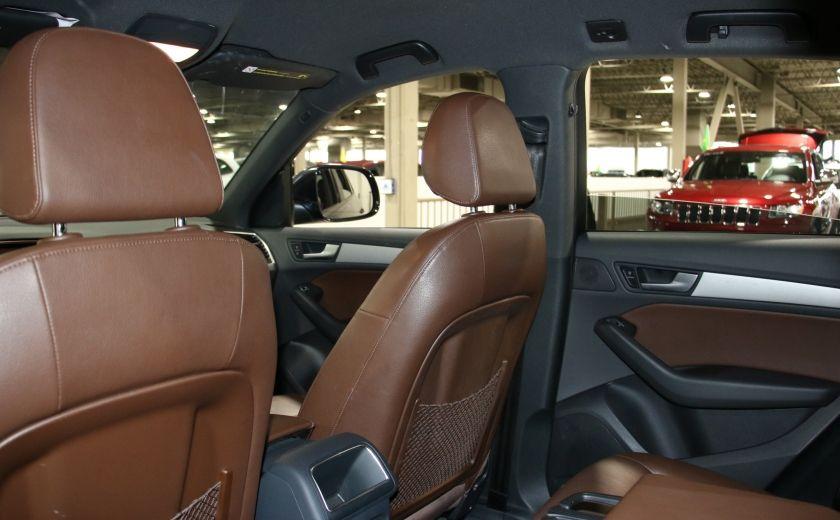 2013 Audi Q5 2.0L QUATTRO AUTO CUIR MAGS #17