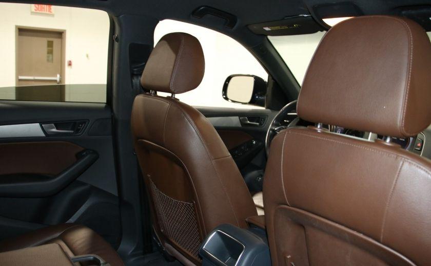 2013 Audi Q5 2.0L QUATTRO AUTO CUIR MAGS #19