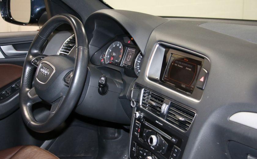 2013 Audi Q5 2.0L QUATTRO AUTO CUIR MAGS #22