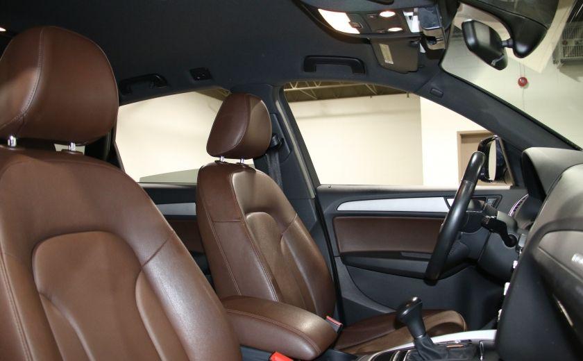 2013 Audi Q5 2.0L QUATTRO AUTO CUIR MAGS #23
