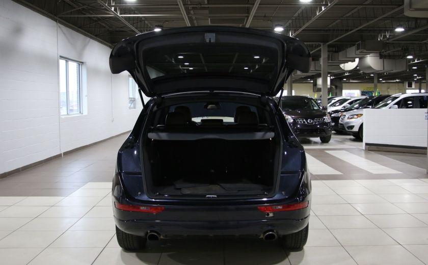 2013 Audi Q5 2.0L QUATTRO AUTO CUIR MAGS #26