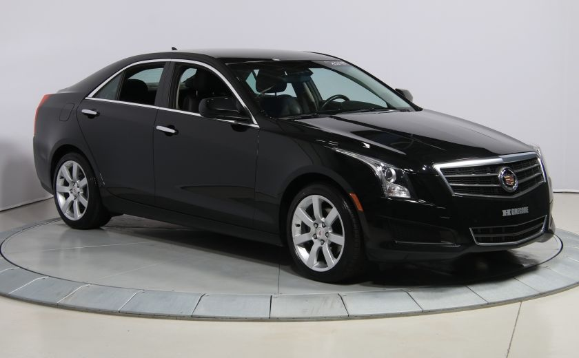 2013 Cadillac ATS AUTO A/C CUIR MAGS #0