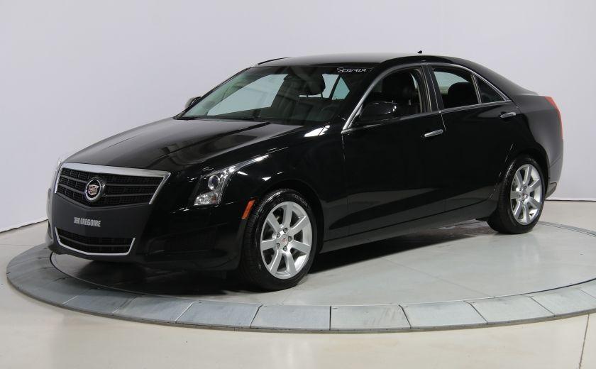2013 Cadillac ATS AUTO A/C CUIR MAGS #2