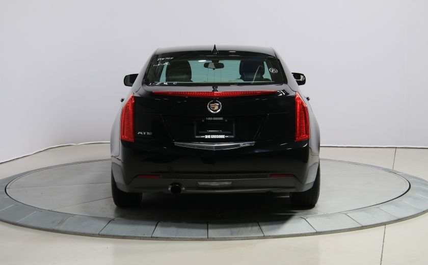 2013 Cadillac ATS AUTO A/C CUIR MAGS #5