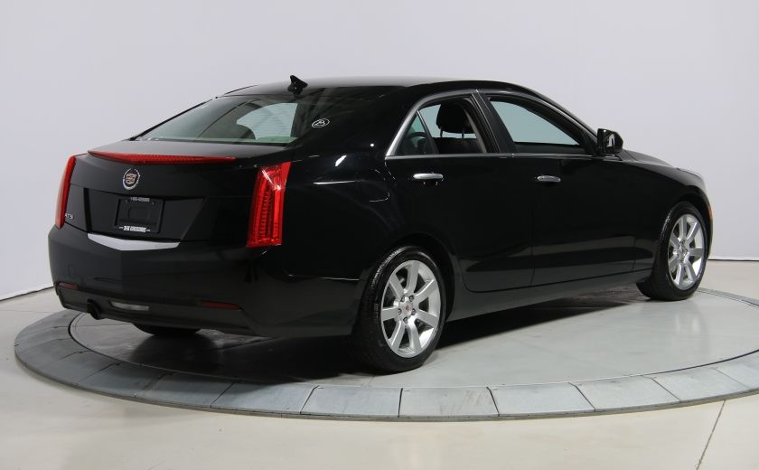 2013 Cadillac ATS AUTO A/C CUIR MAGS #6