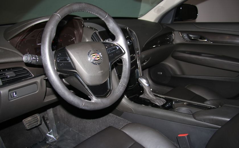 2013 Cadillac ATS AUTO A/C CUIR MAGS #8